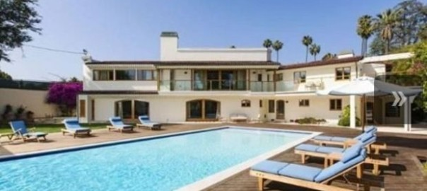 Do You Like Bruce Willis 39 California Dream House It 39 S